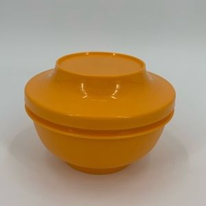 Vintage Tupperware Serve N Seal Bowl & Lid